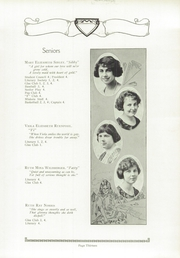 Page 17, 1924 Edition, Ferguson High School - Crest Yearbook (Ferguson, MO) online yearbook collection