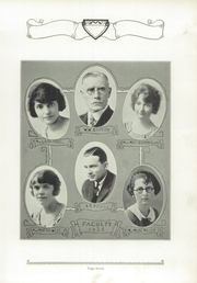Page 9, 1924 Edition, Ferguson High School - Crest Yearbook (Ferguson, MO) online yearbook collection