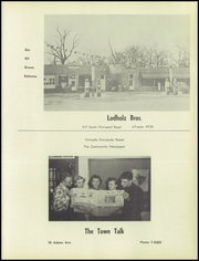 Page 101, 1951 Edition, Ferguson High School - Crest Yearbook (Ferguson, MO) online yearbook collection