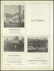 Page 94, 1951 Edition, Ferguson High School - Crest Yearbook (Ferguson, MO) online yearbook collection