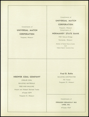Page 95, 1951 Edition, Ferguson High School - Crest Yearbook (Ferguson, MO) online yearbook collection