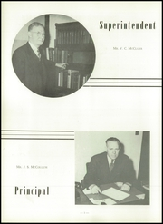 Page 10, 1952 Edition, Ferguson High School - Crest Yearbook (Ferguson, MO) online yearbook collection