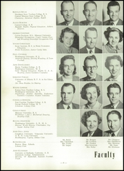 Page 12, 1952 Edition, Ferguson High School - Crest Yearbook (Ferguson, MO) online yearbook collection