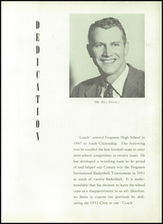 Page 7, 1952 Edition, Ferguson High School - Crest Yearbook (Ferguson, MO) online yearbook collection