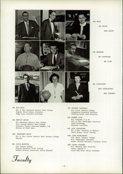Page 12, 1954 Edition, Ferguson High School - Crest Yearbook (Ferguson, MO) online yearbook collection