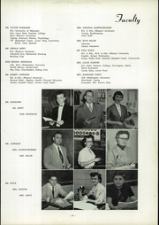 Page 13, 1954 Edition, Ferguson High School - Crest Yearbook (Ferguson, MO) online yearbook collection