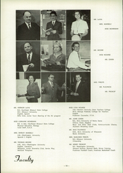 Page 14, 1954 Edition, Ferguson High School - Crest Yearbook (Ferguson, MO) online yearbook collection