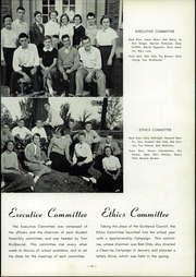 Page 17, 1954 Edition, Ferguson High School - Crest Yearbook (Ferguson, MO) online yearbook collection
