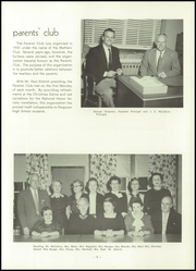 Page 13, 1958 Edition, Ferguson High School - Crest Yearbook (Ferguson, MO) online yearbook collection