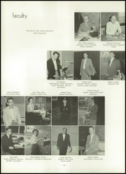 Page 16, 1958 Edition, Ferguson High School - Crest Yearbook (Ferguson, MO) online yearbook collection
