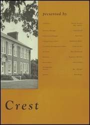 Page 7, 1958 Edition, Ferguson High School - Crest Yearbook (Ferguson, MO) online yearbook collection