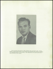 Page 9, 1954 Edition, Wright City High School - Echo Yearbook (Wright City, MO) online yearbook collection