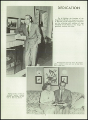 Page 8, 1960 Edition, Osage High School - Pow Wow Yearbook (Lake Ozark, MO) online yearbook collection