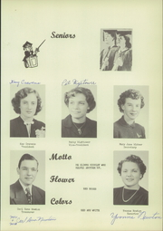 Page 13, 1952 Edition, Hartville High School - Superita Yearbook (Hartville, MO) online yearbook collection