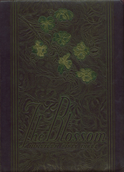 1953 Edition, Bloomfield High School - Blossom Yearbook (Bloomfield, MO)