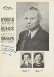 Page 12, 1952 Edition, Gideon High School - Gisemo Yearbook (Gideon, MO) online yearbook collection