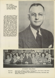 Page 13, 1952 Edition, Gideon High School - Gisemo Yearbook (Gideon, MO) online yearbook collection
