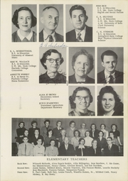 Page 15, 1952 Edition, Gideon High School - Gisemo Yearbook (Gideon, MO) online yearbook collection