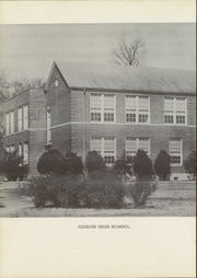Page 6, 1952 Edition, Gideon High School - Gisemo Yearbook (Gideon, MO) online yearbook collection