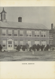 Page 7, 1952 Edition, Gideon High School - Gisemo Yearbook (Gideon, MO) online yearbook collection
