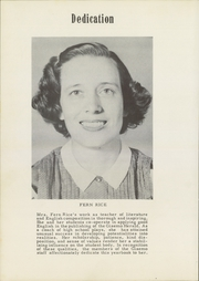 Page 8, 1952 Edition, Gideon High School - Gisemo Yearbook (Gideon, MO) online yearbook collection