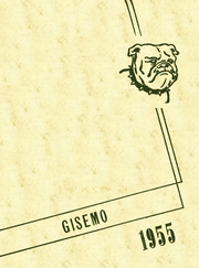 Page 1, 1955 Edition, Gideon High School - Gisemo Yearbook (Gideon, MO) online yearbook collection