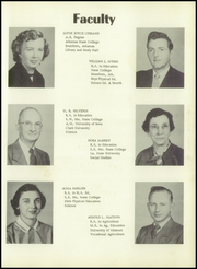 Page 13, 1955 Edition, Gideon High School - Gisemo Yearbook (Gideon, MO) online yearbook collection