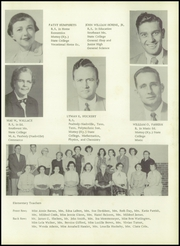 Page 15, 1955 Edition, Gideon High School - Gisemo Yearbook (Gideon, MO) online yearbook collection