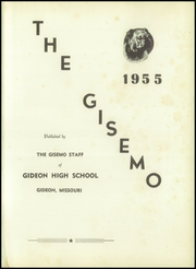 Page 5, 1955 Edition, Gideon High School - Gisemo Yearbook (Gideon, MO) online yearbook collection