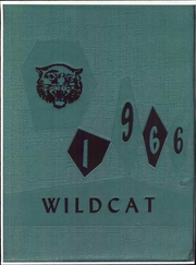 1966 Edition, Diamond High School - Wildcat Yearbook (Diamond, MO)