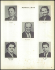 Page 9, 1958 Edition, Crocker High School - Memories Yearbook (Crocker, MO) online yearbook collection