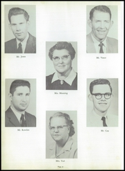 Page 14, 1959 Edition, Crocker High School - Memories Yearbook (Crocker, MO) online yearbook collection
