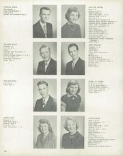 Page 14, 1953 Edition, Marceline High School - Marcello Yearbook (Marceline, MO) online yearbook collection