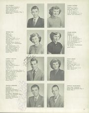 Page 15, 1953 Edition, Marceline High School - Marcello Yearbook (Marceline, MO) online yearbook collection