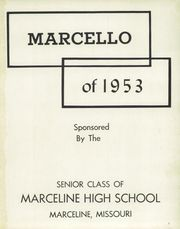 Page 5, 1953 Edition, Marceline High School - Marcello Yearbook (Marceline, MO) online yearbook collection