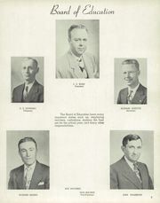 Page 9, 1953 Edition, Marceline High School - Marcello Yearbook (Marceline, MO) online yearbook collection