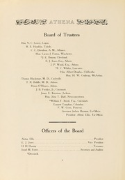 Page 16, 1912 Edition, Ohio University - Athena Yearbook (Athens, OH) online yearbook collection