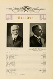 Page 12, 1914 Edition, Ohio University - Athena Yearbook (Athens, OH) online yearbook collection
