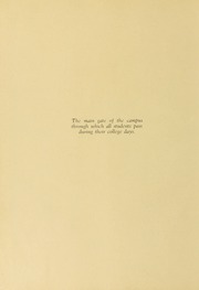 Page 14, 1931 Edition, Ohio University - Athena Yearbook (Athens, OH) online yearbook collection