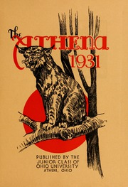 Page 7, 1931 Edition, Ohio University - Athena Yearbook (Athens, OH) online yearbook collection