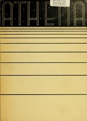 Page 1, 1936 Edition, Ohio University - Athena Yearbook (Athens, OH) online yearbook collection