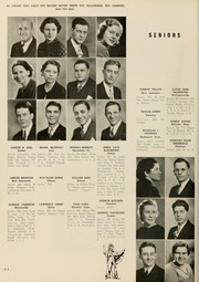 Page 36, 1936 Edition, Ohio University - Athena Yearbook (Athens, OH) online yearbook collection