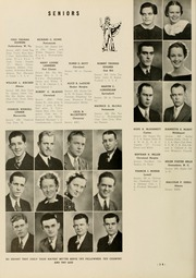 Page 38, 1936 Edition, Ohio University - Athena Yearbook (Athens, OH) online yearbook collection
