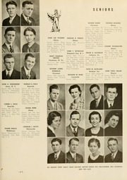 Page 39, 1936 Edition, Ohio University - Athena Yearbook (Athens, OH) online yearbook collection
