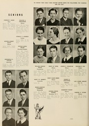 Page 40, 1936 Edition, Ohio University - Athena Yearbook (Athens, OH) online yearbook collection