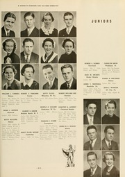 Page 41, 1936 Edition, Ohio University - Athena Yearbook (Athens, OH) online yearbook collection