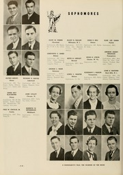 Page 42, 1936 Edition, Ohio University - Athena Yearbook (Athens, OH) online yearbook collection