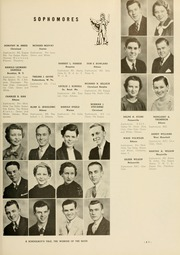 Page 43, 1936 Edition, Ohio University - Athena Yearbook (Athens, OH) online yearbook collection