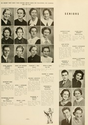 Page 47, 1936 Edition, Ohio University - Athena Yearbook (Athens, OH) online yearbook collection