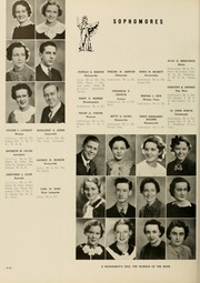 Page 50, 1936 Edition, Ohio University - Athena Yearbook (Athens, OH) online yearbook collection